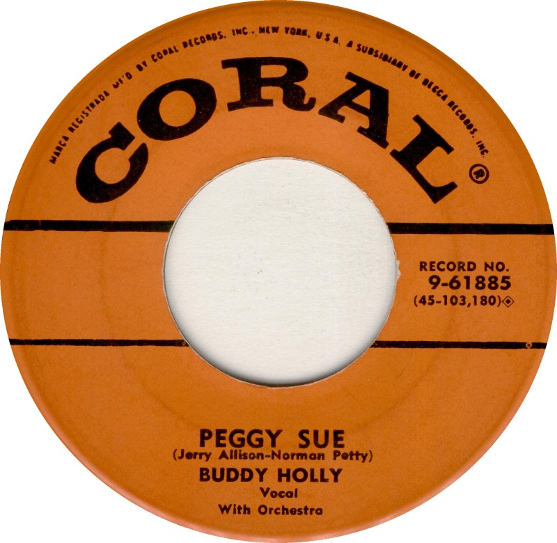 EVP Sound Commission – A Sound Poem About the Song Peggy Sue